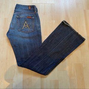 7 FAM A pocket jeans